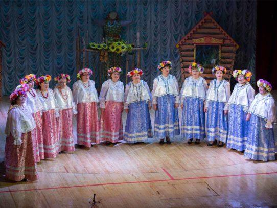 Вокальный ансамбль русской песни «Жуковчанка»