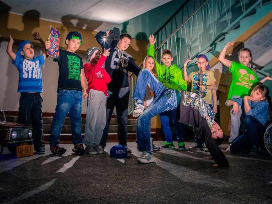 Школа брейк-данса и акробатики «Жуковский бит»
