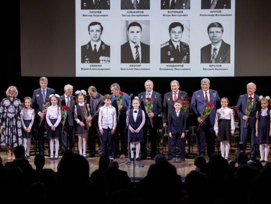 В ДК 14 ноября 2019 отпраздновали «День Героев»
